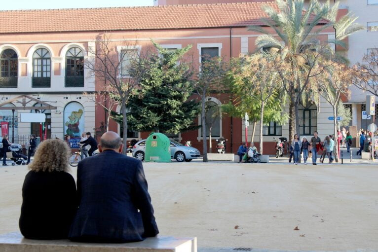 Solar de la calle Marqués de Campo