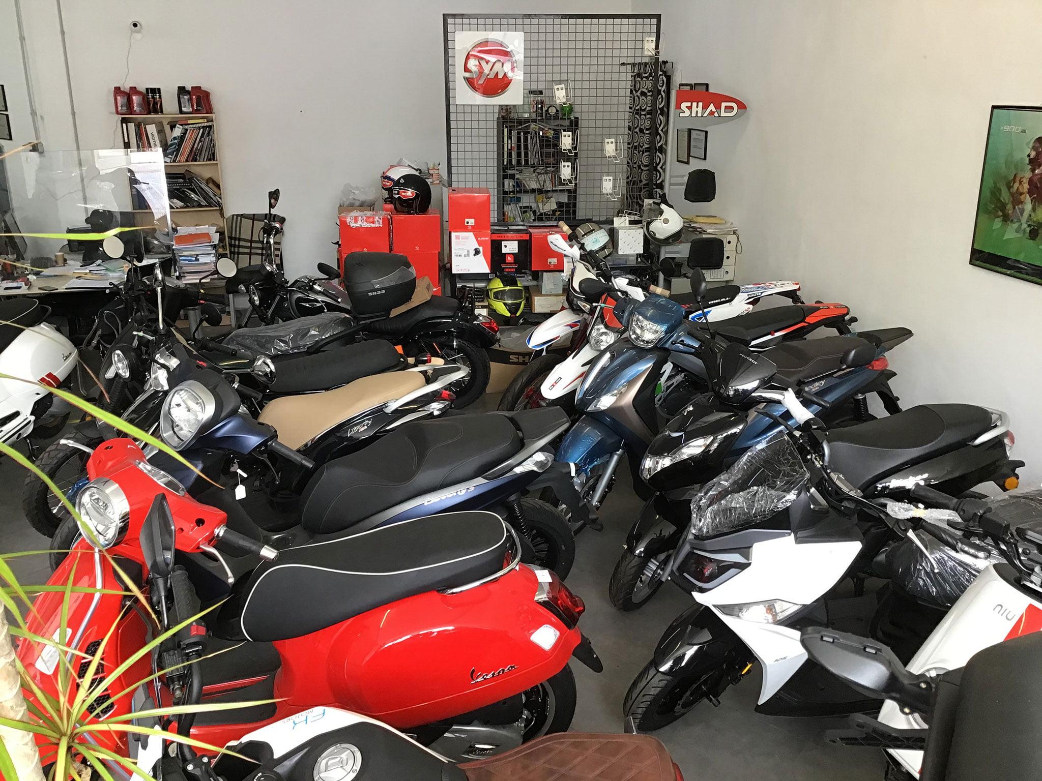 Taller de reparación y venta de motos en Dénia – Paco's Motor