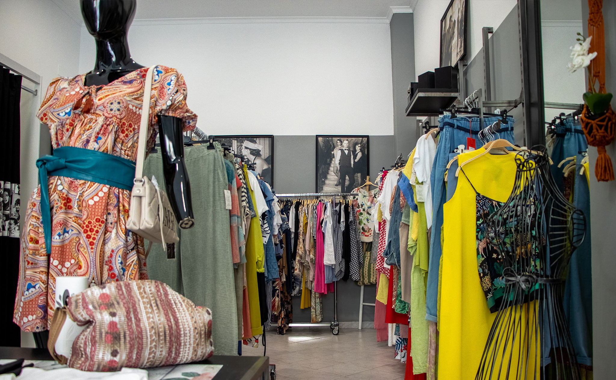 Tienda de ropa en Dénia – Patricia Vila