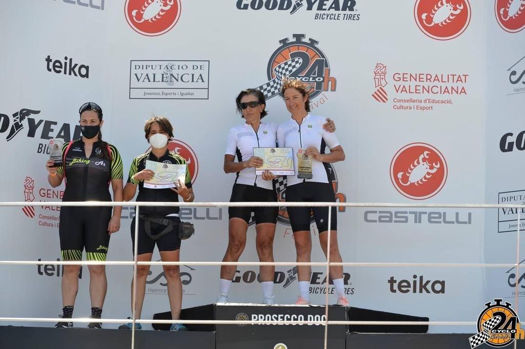 24h Cyclocircuit en el Circuito Ricardo Tormo de Cheste