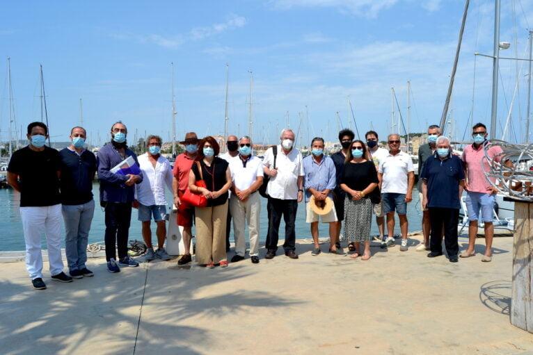 Artistas de la tercera edición de 'Esculturas frente al mar'