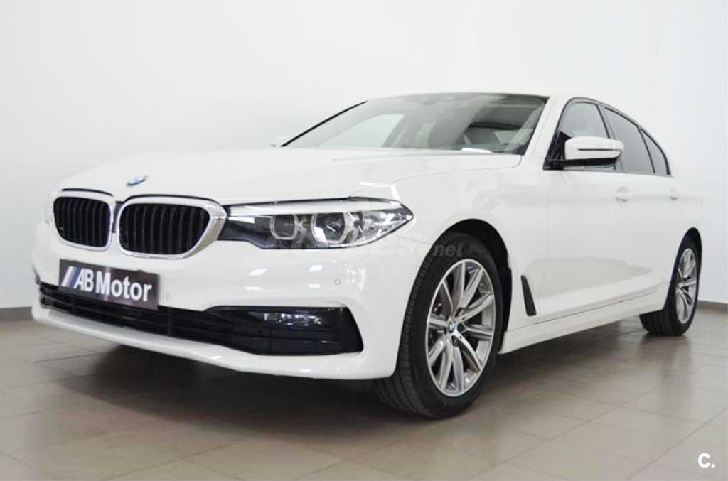 BMW Serie 5 AB Motor