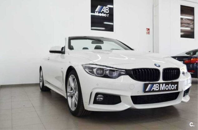 Imagen: BMW Serie 2 descapotable AB Motor