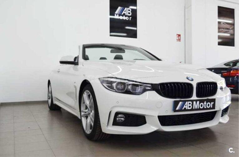 BMW Serie 2 descapotable AB Motor