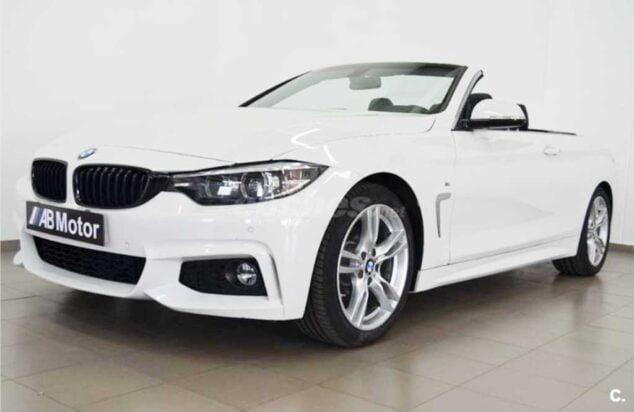 Imagen: BMW Serie 4 AB Motor
