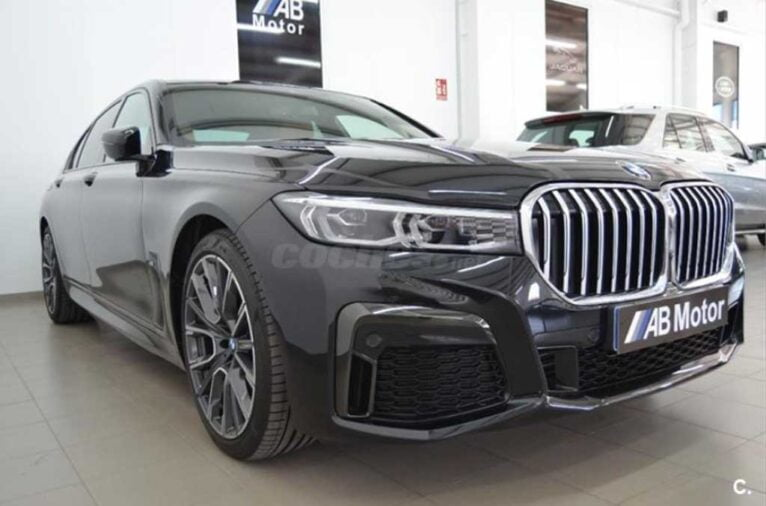 BMW Serie 7 AB Motor