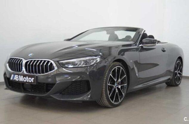 Imagen: BMW Serie 8 AB Motor