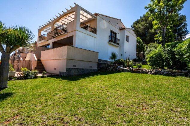 Imagen: Casa con jardin privado Denia - Quality Rent a Villa