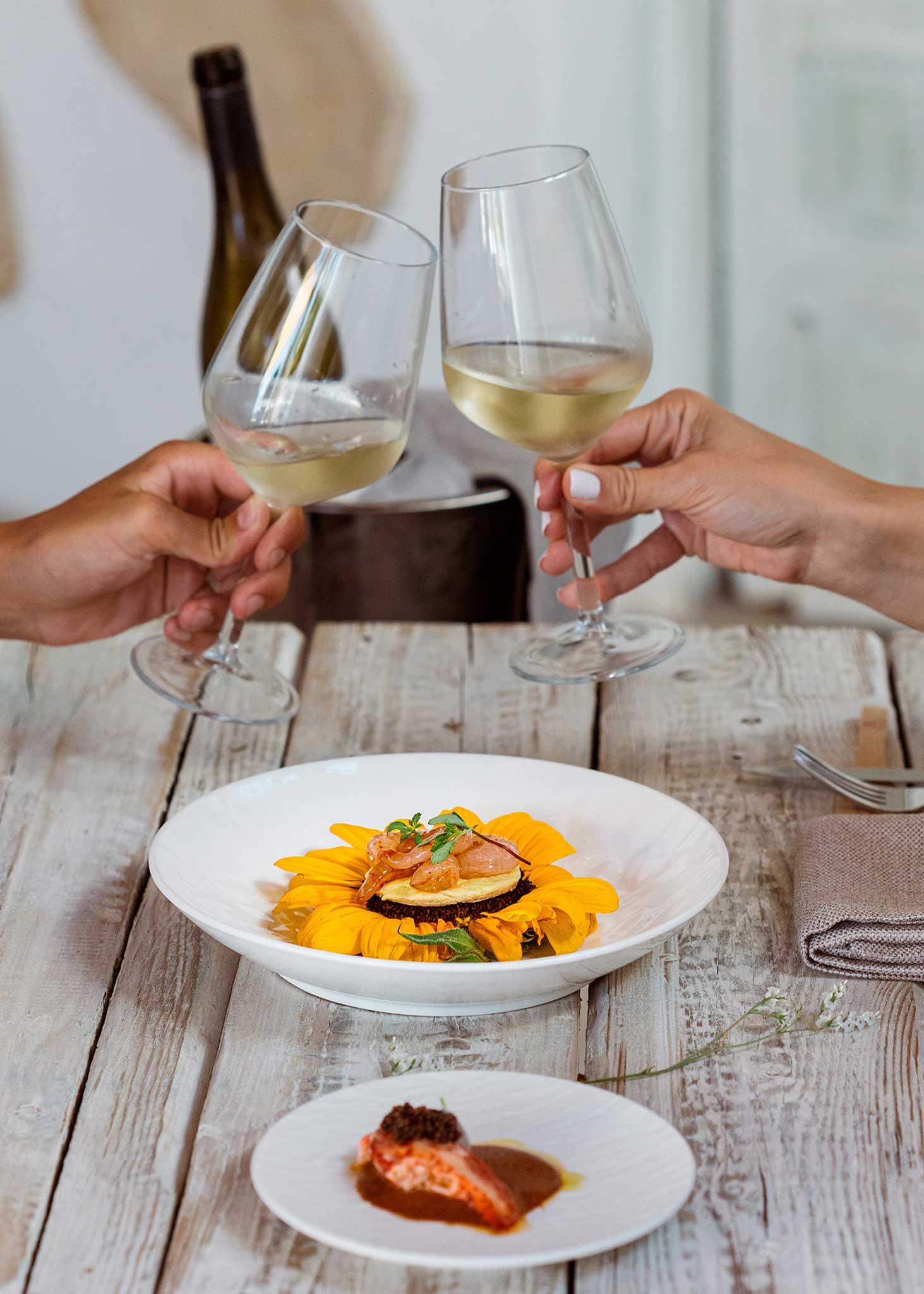 Comer en Dénia restaurante samaruc