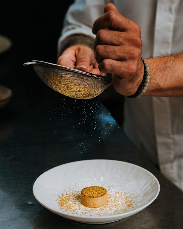 Cocina Creativa chef Ismael Bilbao - Restaurante Samaruc