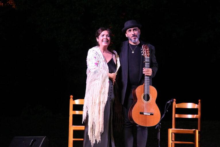 Concierto de Lole Montoya en Dénia 02