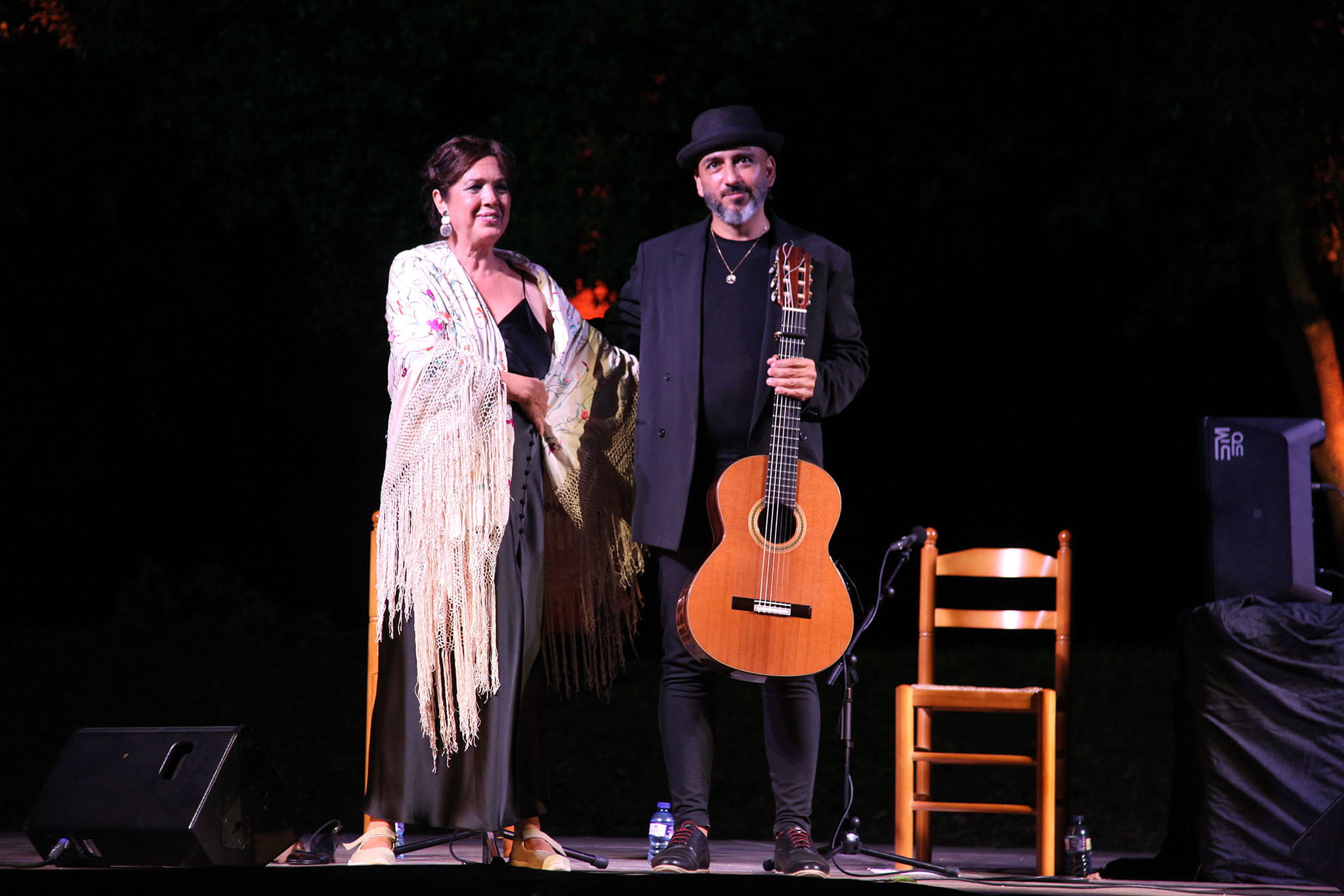 Concierto de Lole Montoya en Dénia 03