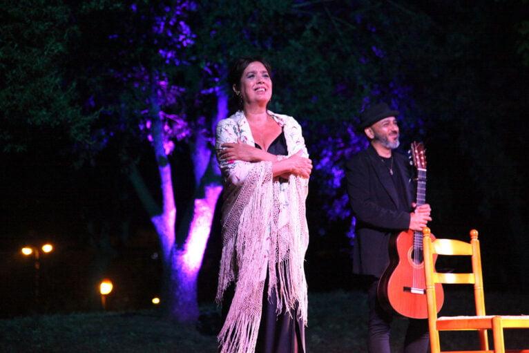 Concierto de Lole Montoya en Dénia 05