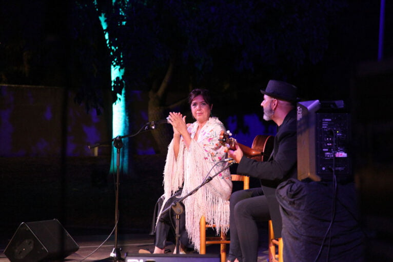 Concierto de Lole Montoya en Dénia 09