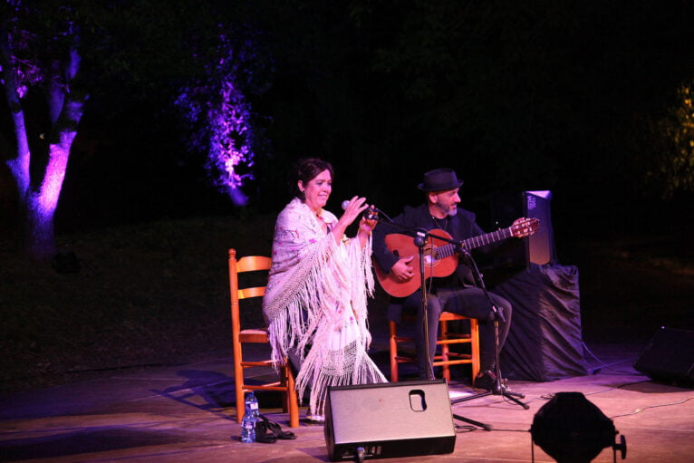 Concierto de Lole Montoya en Dénia 10