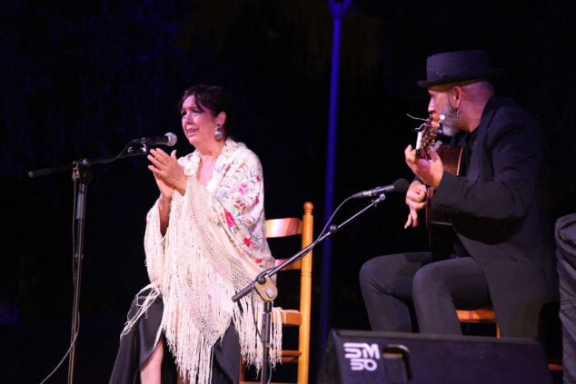 Imagen: Concierto de Lole Montoya en Dénia