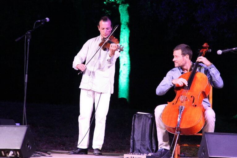 Concierto de Matthieu Saglio en Dénia 04