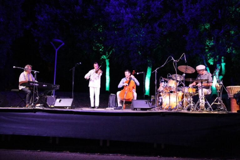 Concierto de Matthieu Saglio en Dénia 05