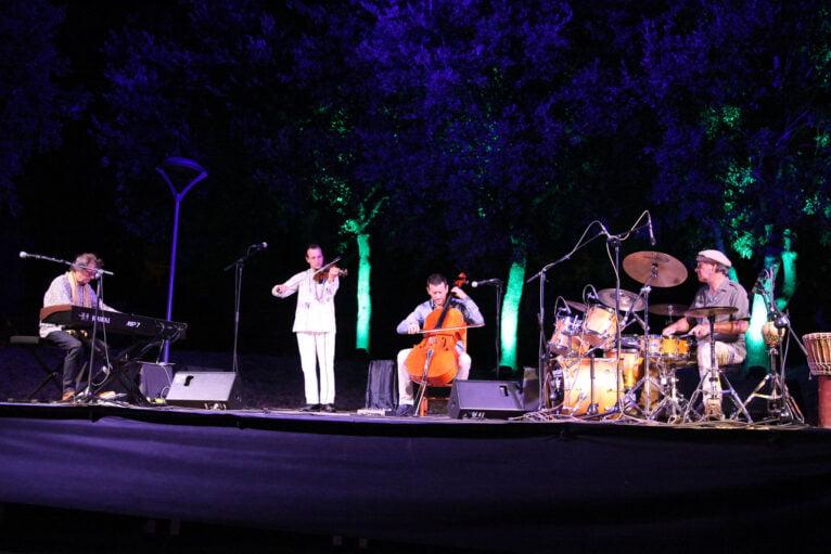 Concierto de Matthieu Saglio en Dénia 07