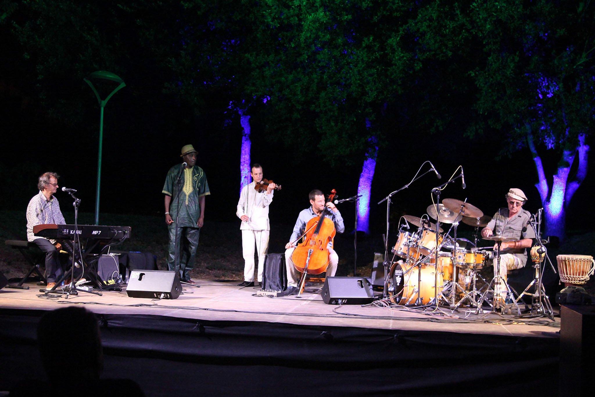 Concierto de Matthieu Saglio en Dénia 09