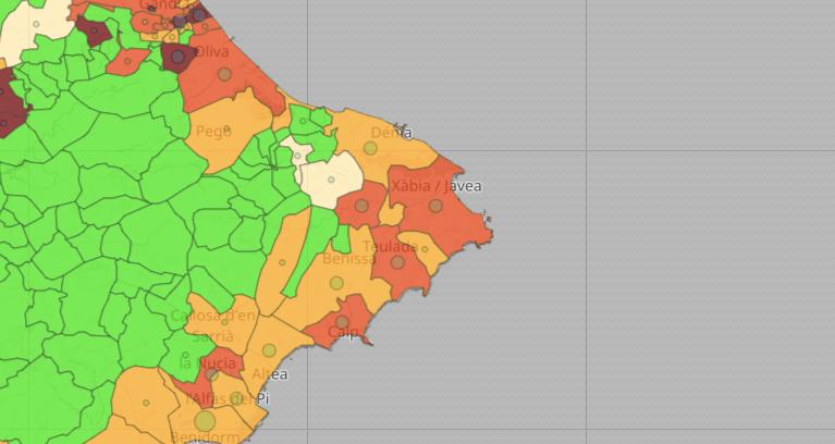 Datos de coronavirus del 6 de julio 2021
