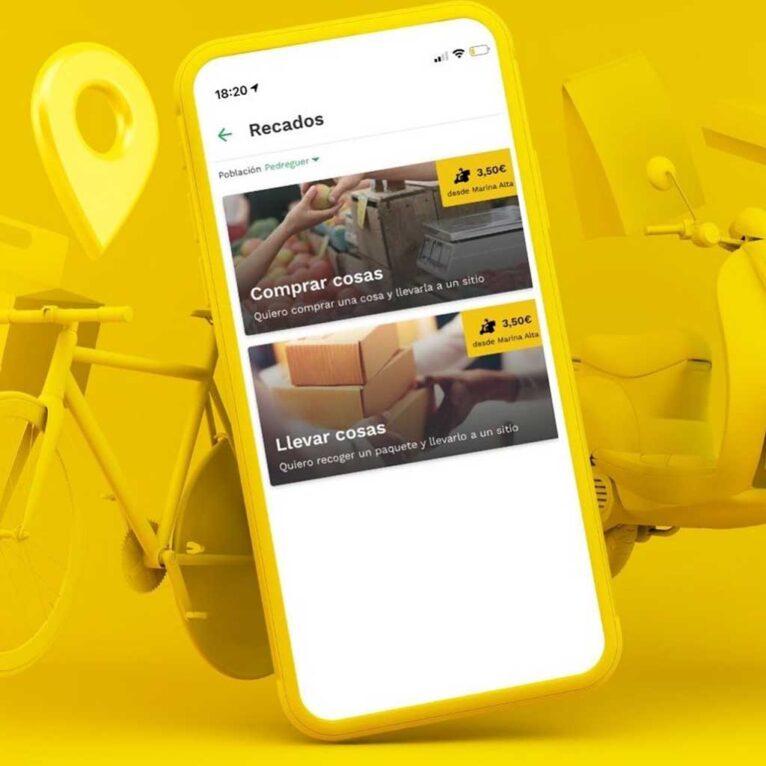 Delivery Marina Alta – MontGó App