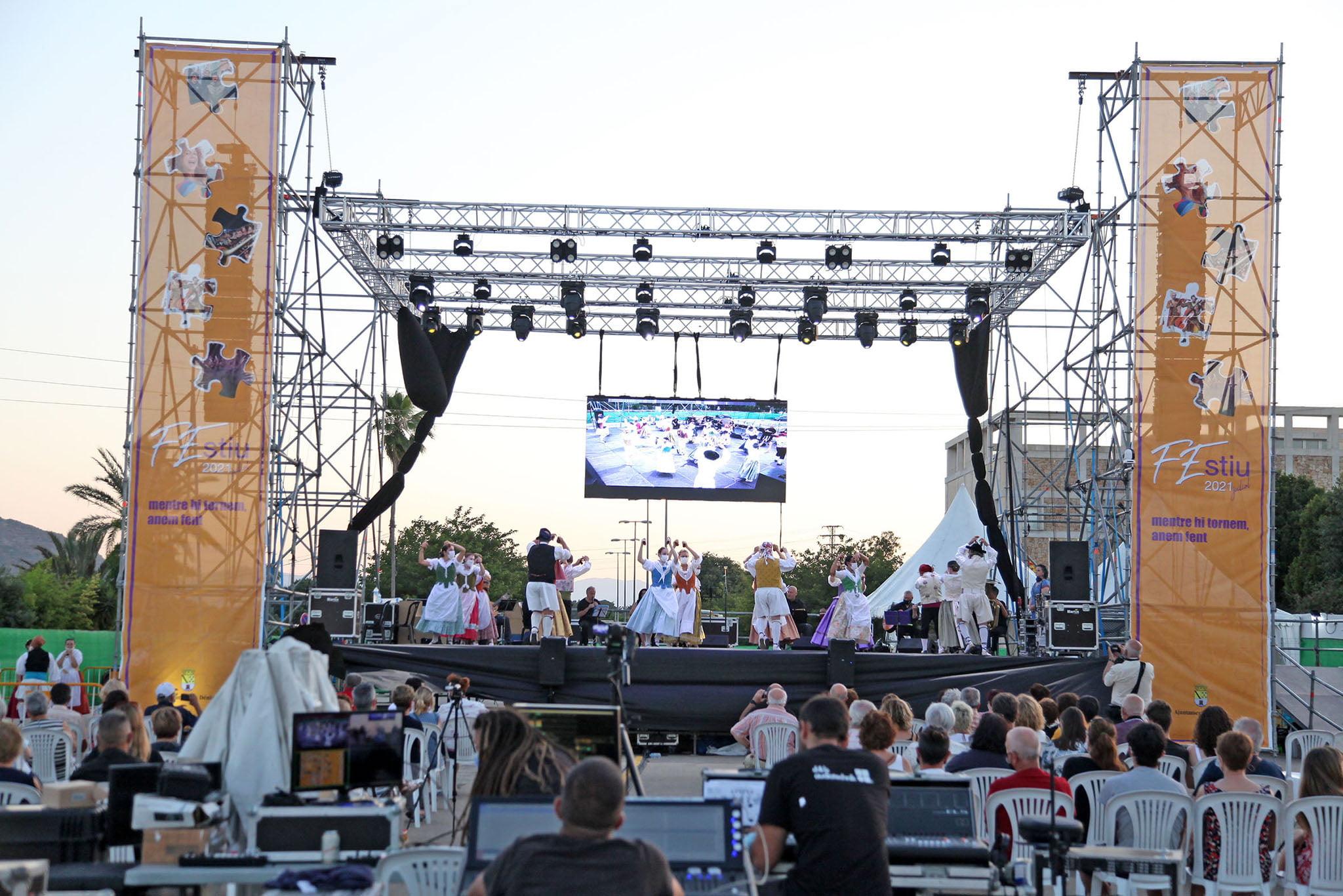 Dianium Dansa organiza el Aplec de Danses 2021 08