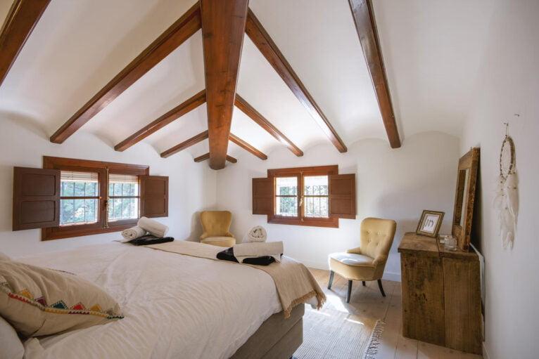 Dormitorio luminoso - Villa Xrabella