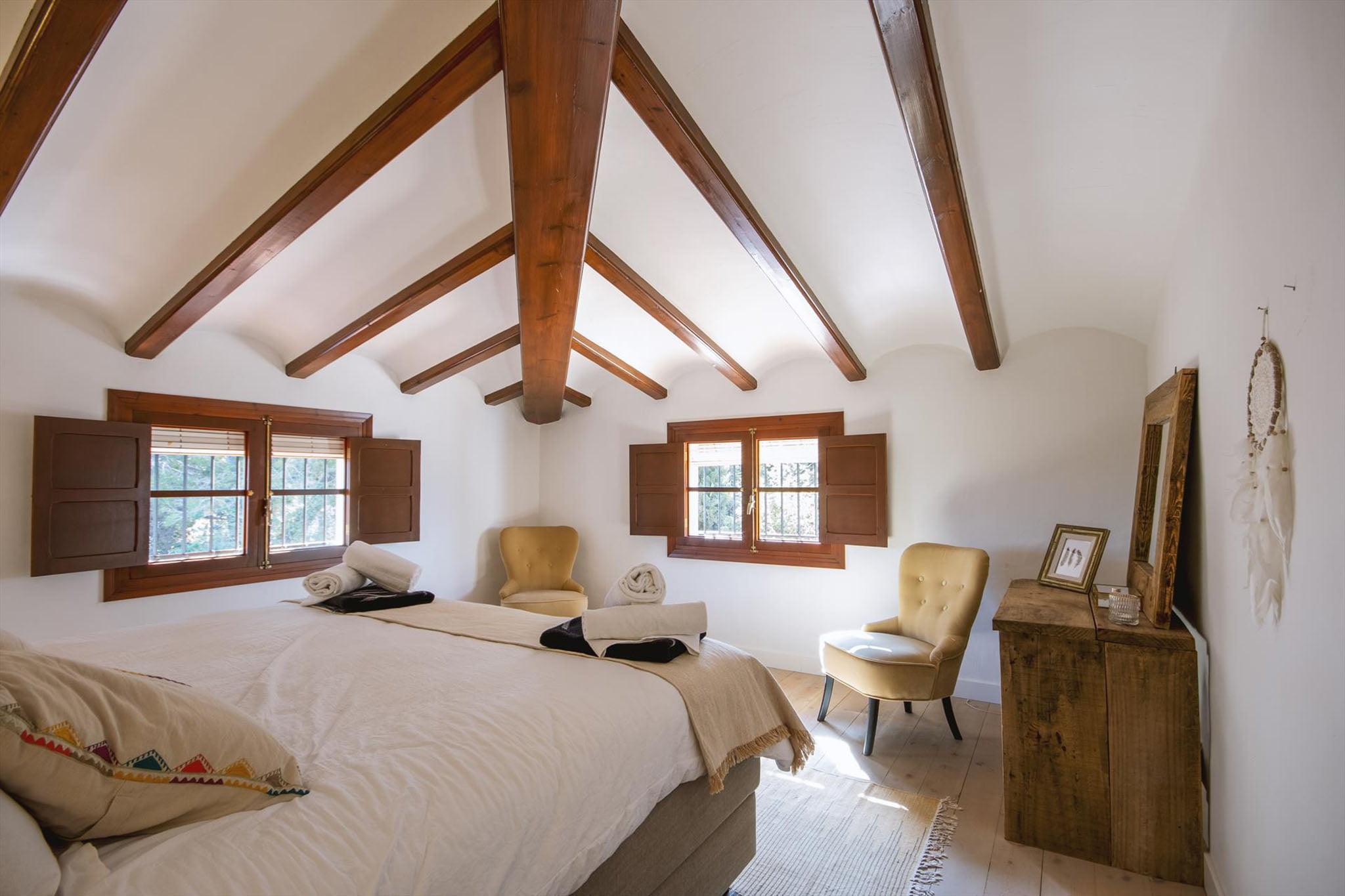 Dormitorio luminoso – Villa Xrabella