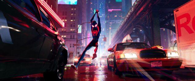 Imagen: Fotograma de Spider-Man Un nuevo universo