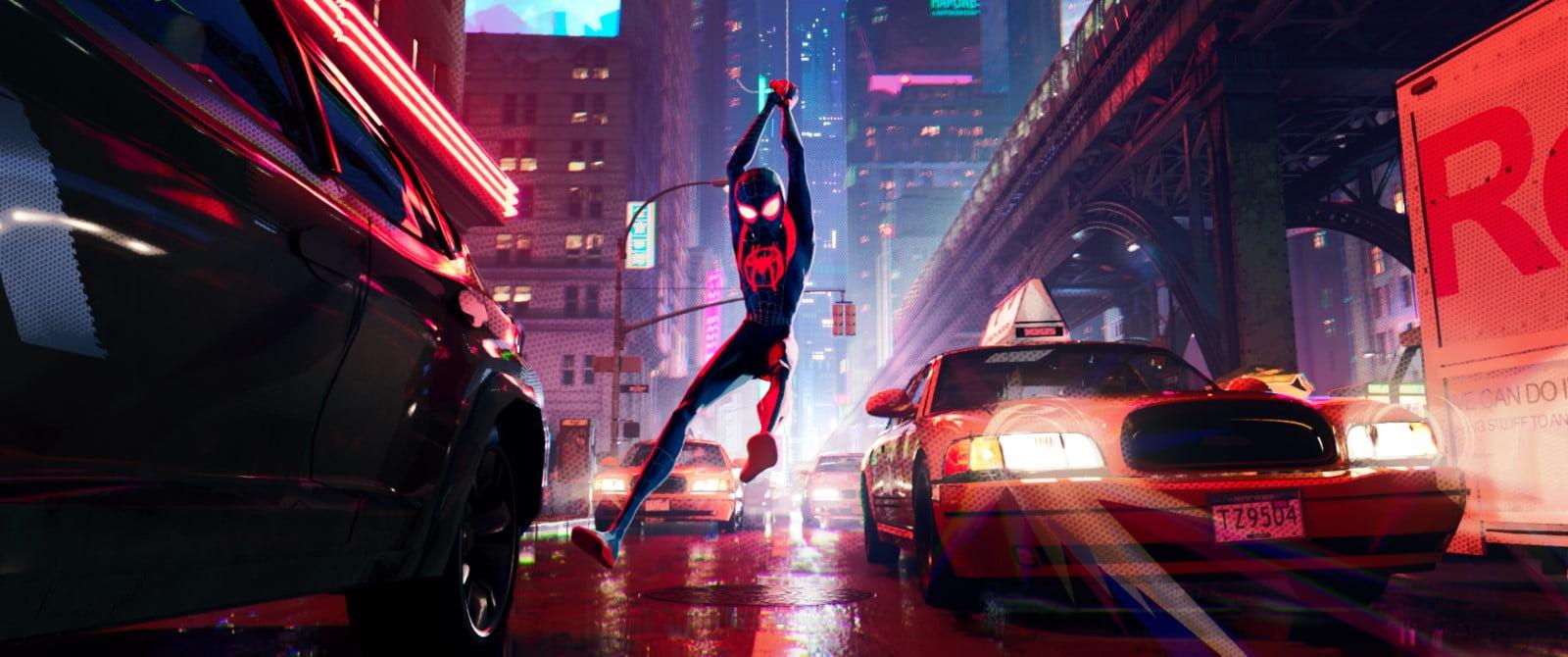 Fotograma de Spider-Man Un nuevo universo
