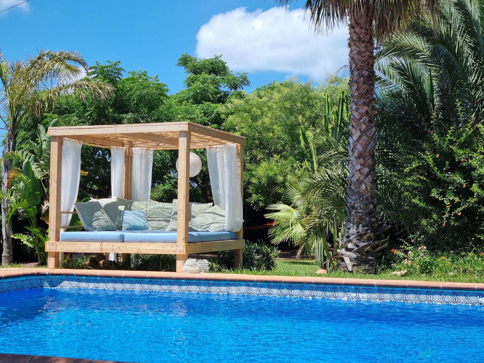 Relax exterior – Villa Xarabella