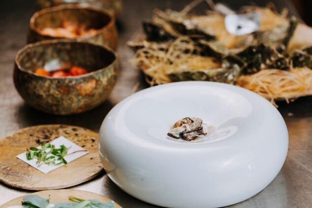 Imagen: Restaurante Cocina Creativa Dénia - Restaurante Samaruc
