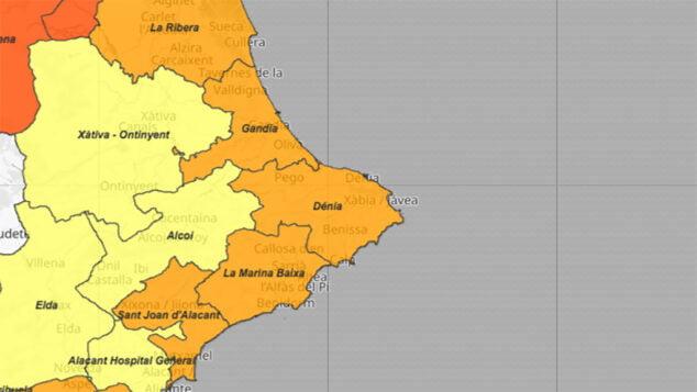Imagen: Situación del coronavirus el 2 de julio de 2021