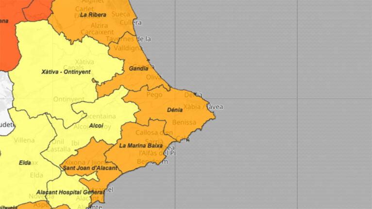Situación del coronavirus el 2 de julio de 2021
