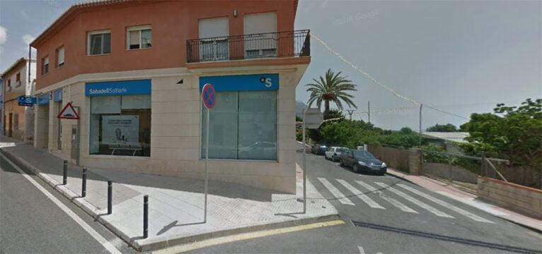 Sucursal de Sabadell en Jesús Pobre