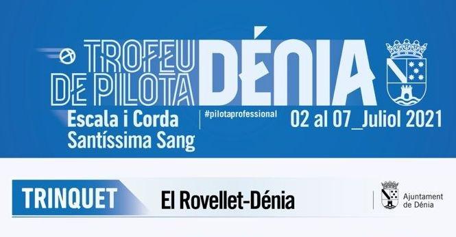 Trofeo de pilota valenciana en Dénia