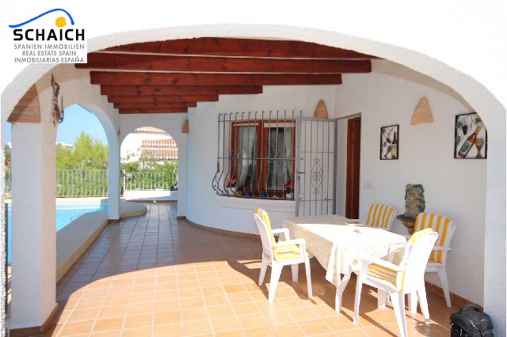 Villa en Monte Pego en venta