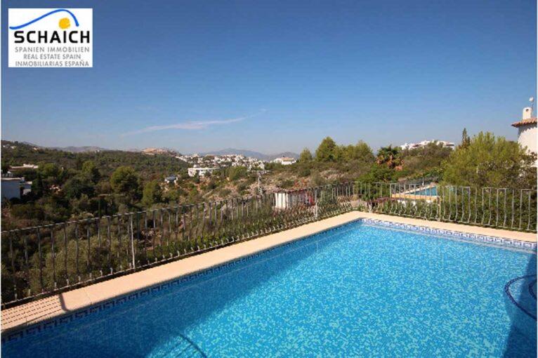 Villa privada en Monte Pego en venta