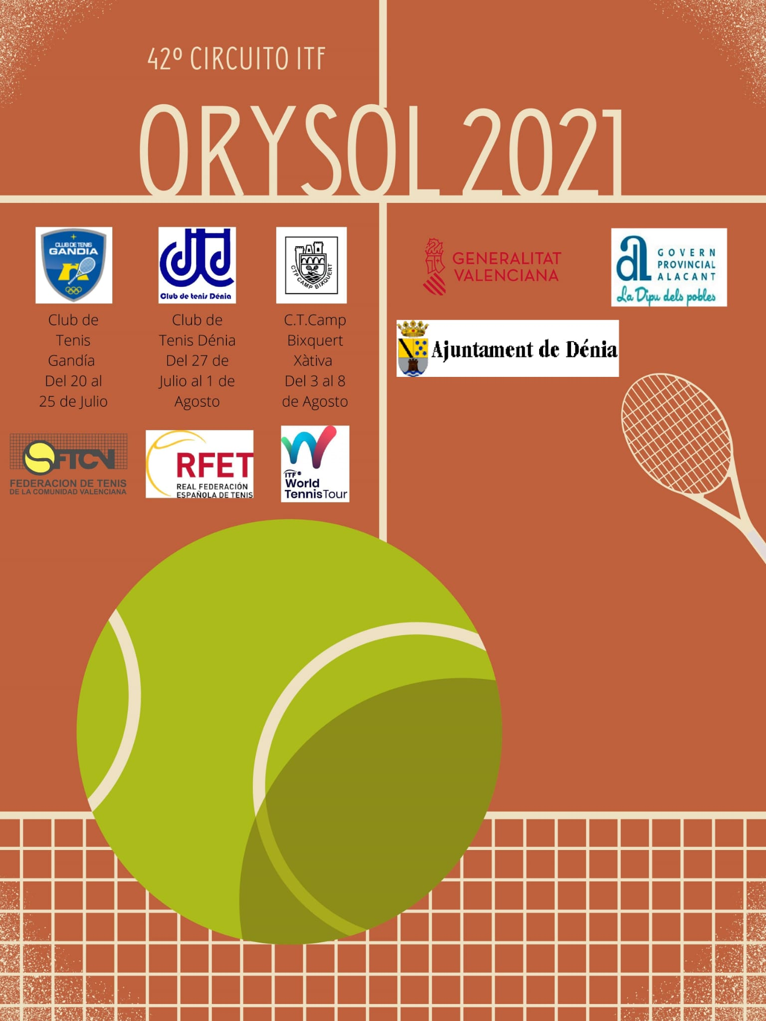XLII Torneo Internacional Orysol Ciudad de Dénia