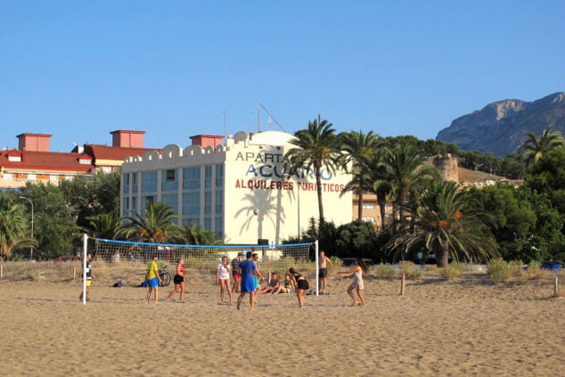 Imagen: Apartamentos Acuario, frente a la playa Punta del Raset