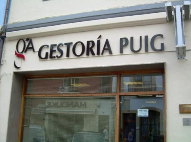 Imagen: Gestoría Puig Cañamás