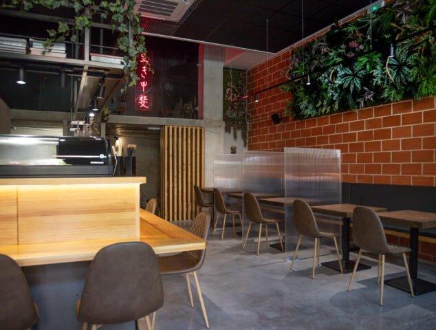 Imagen: Nuevo restaurante Sushiber en Paseo Saladar, 4 en Denia