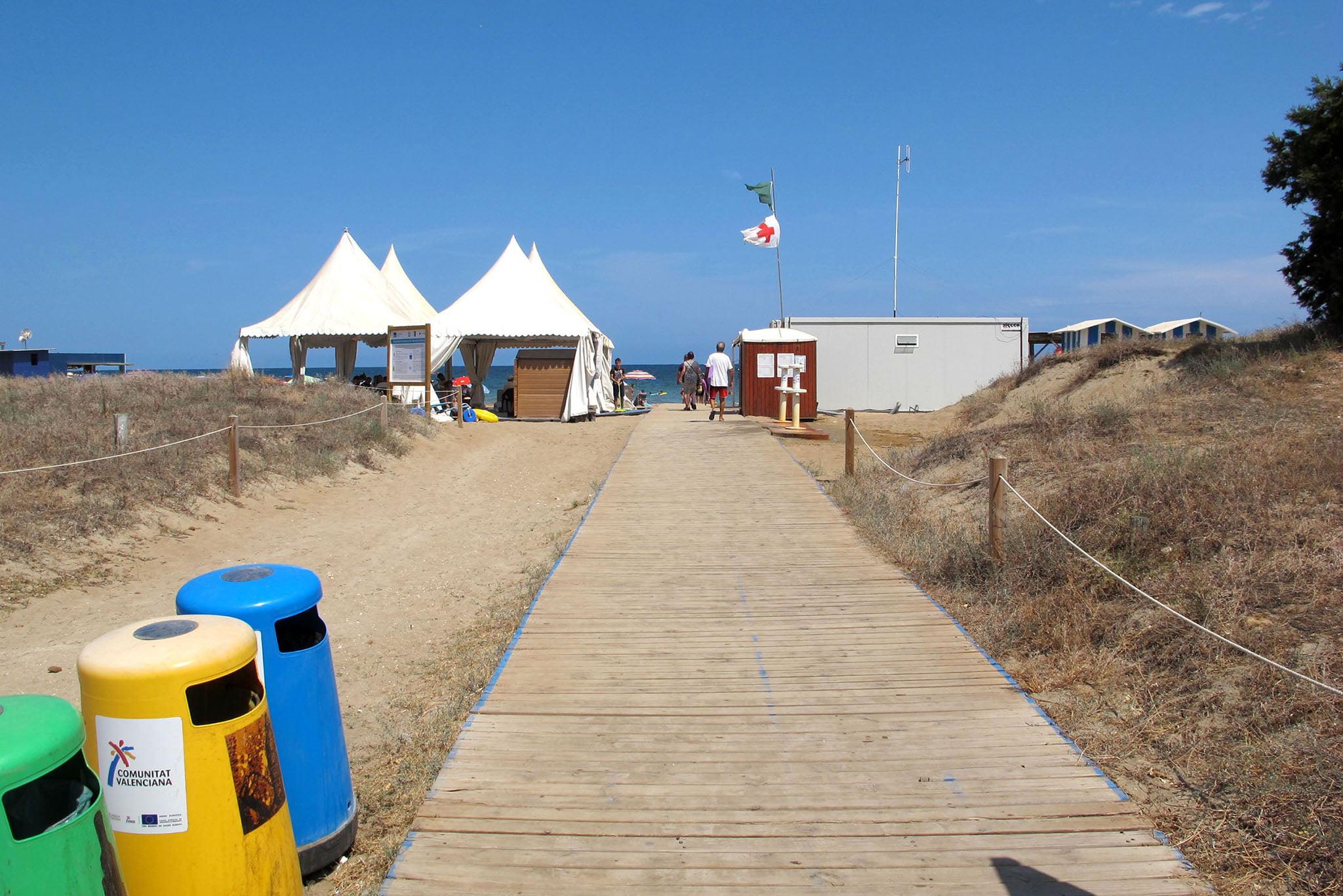 Playa Punta del Raset de Dénia 03