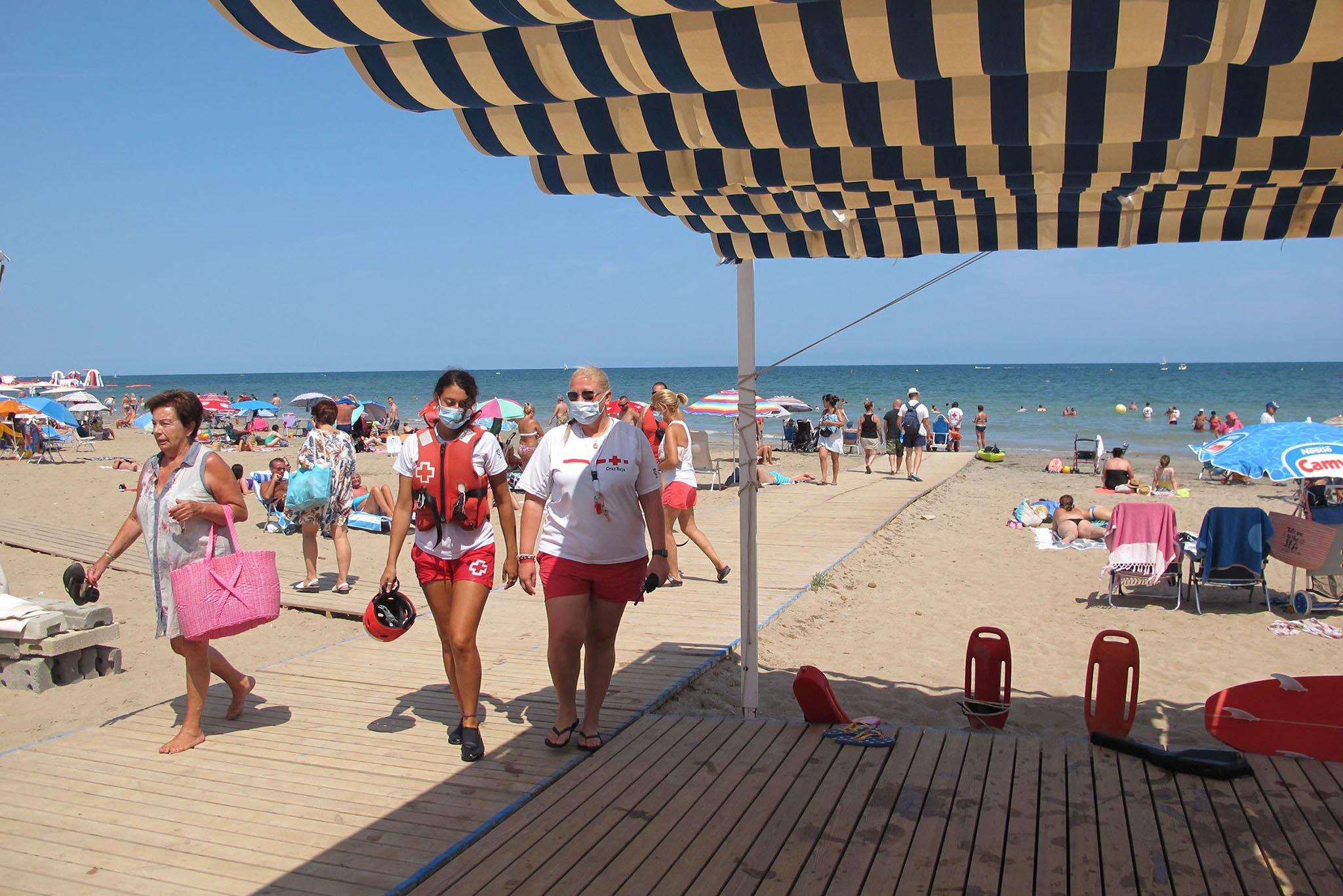 Playa Punta del Raset de Dénia 10