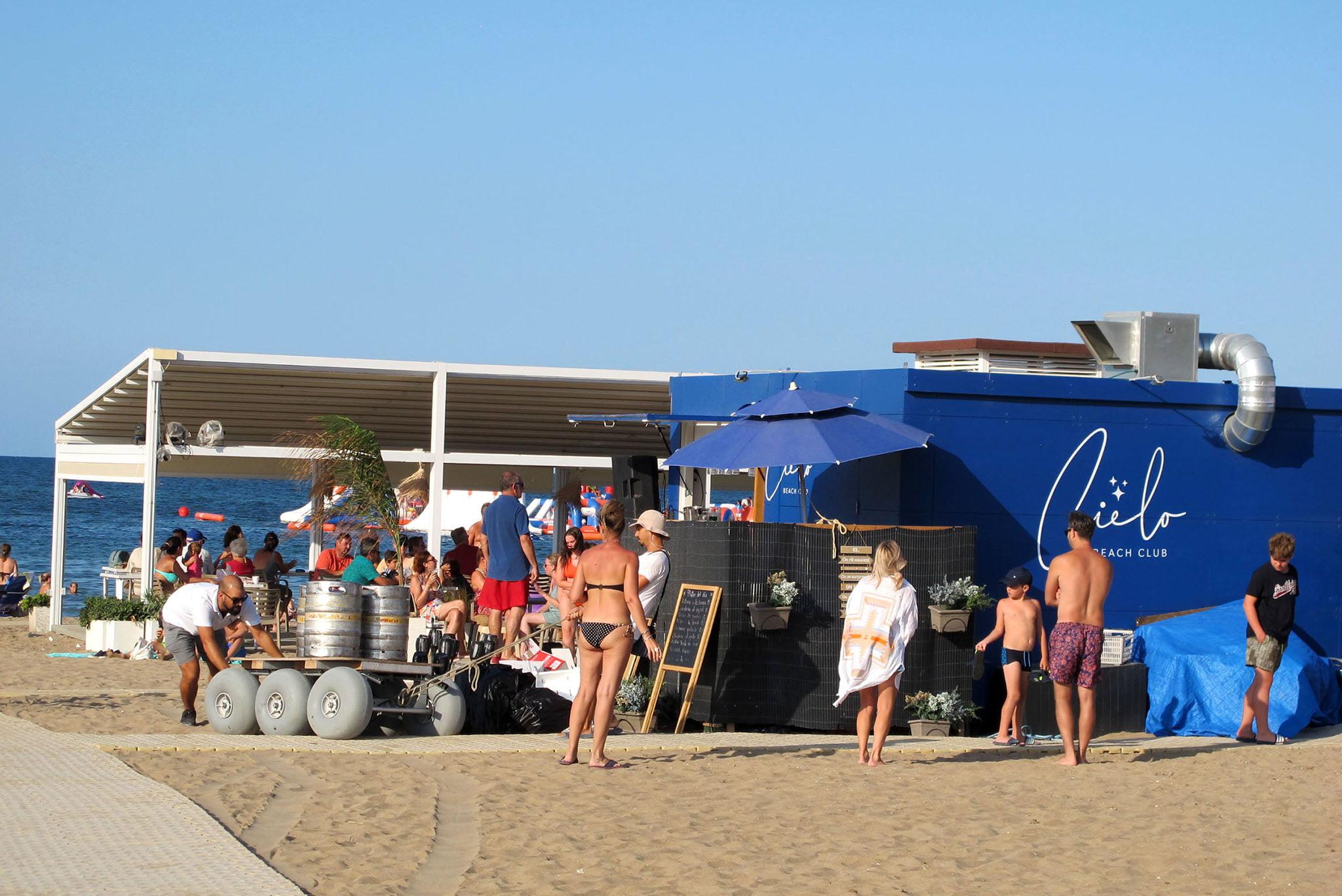 Playa Punta del Raset de Dénia 105