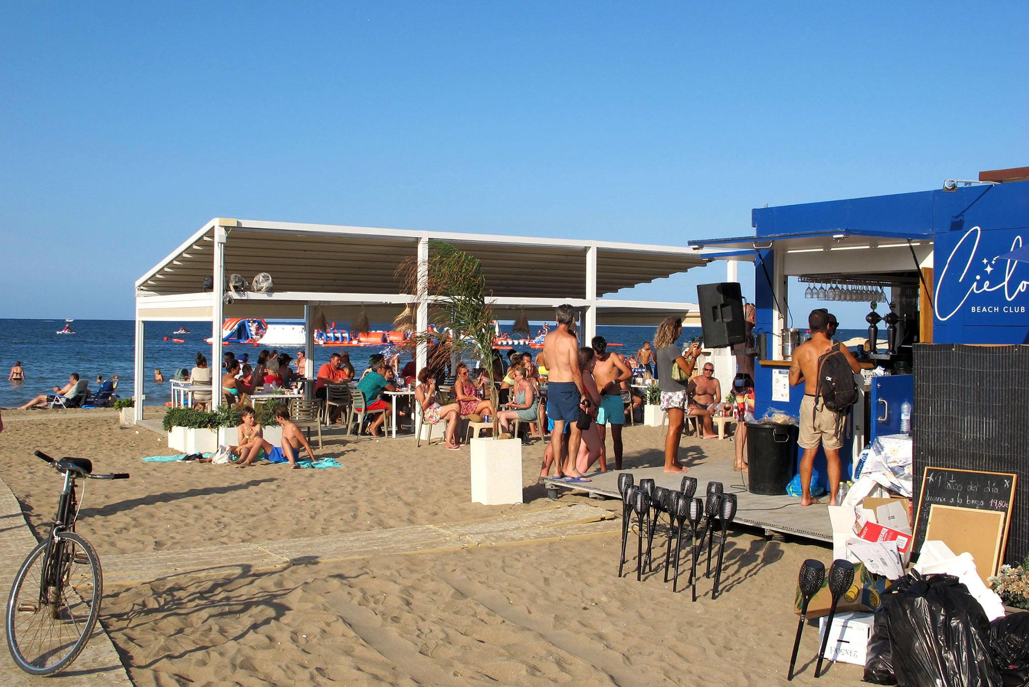 Playa Punta del Raset de Dénia 106