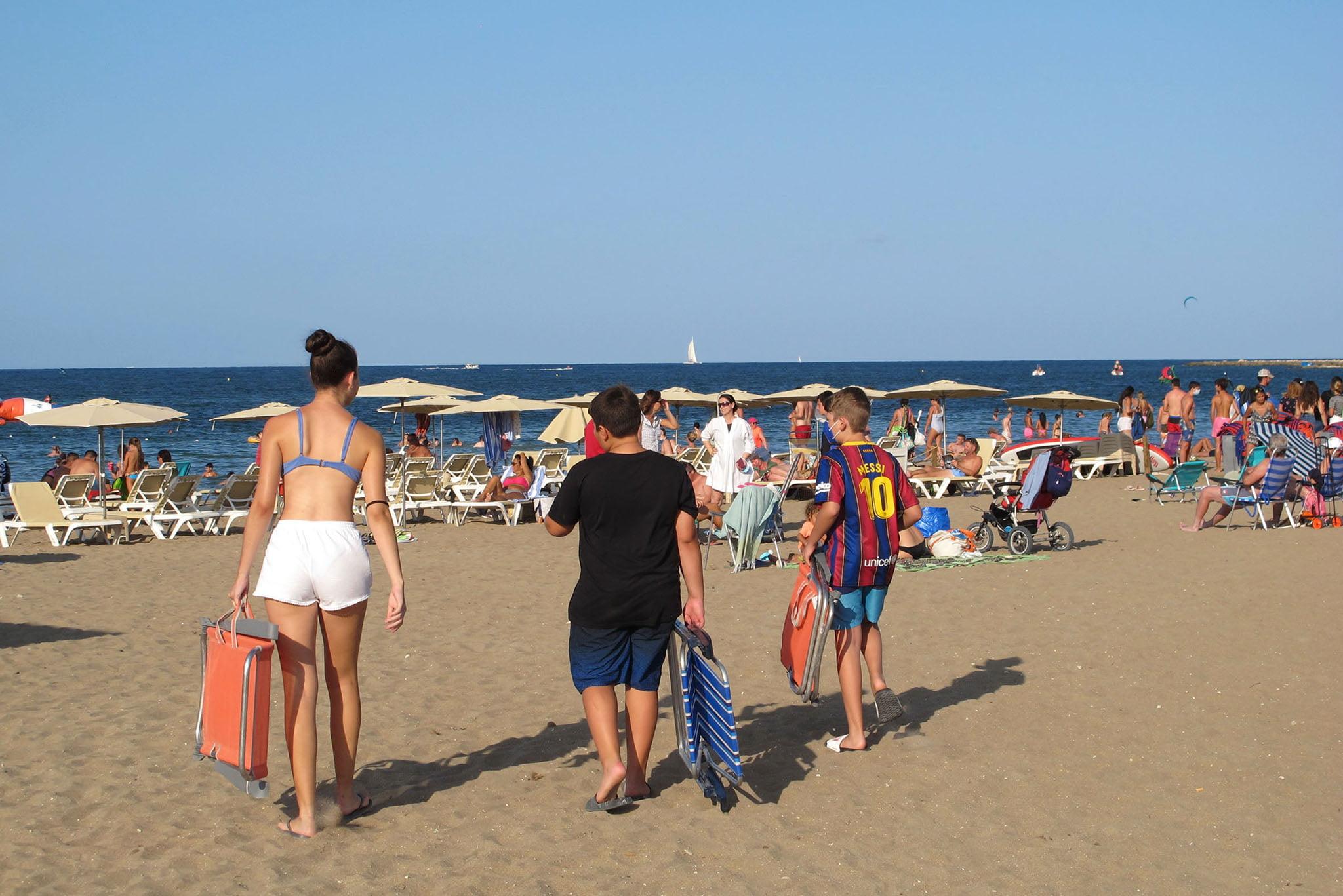 Playa Punta del Raset de Dénia 110