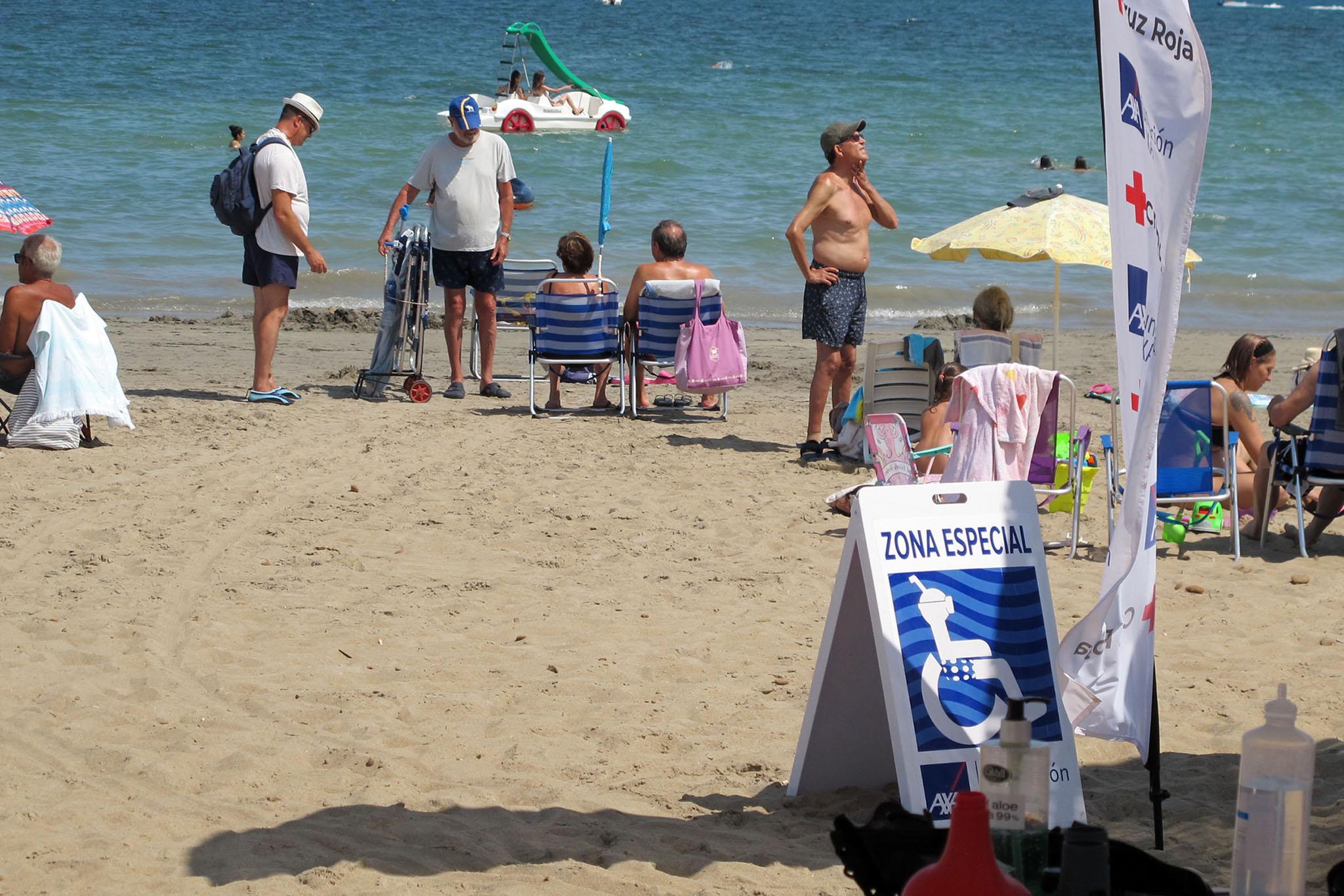 Playa Punta del Raset de Dénia 12