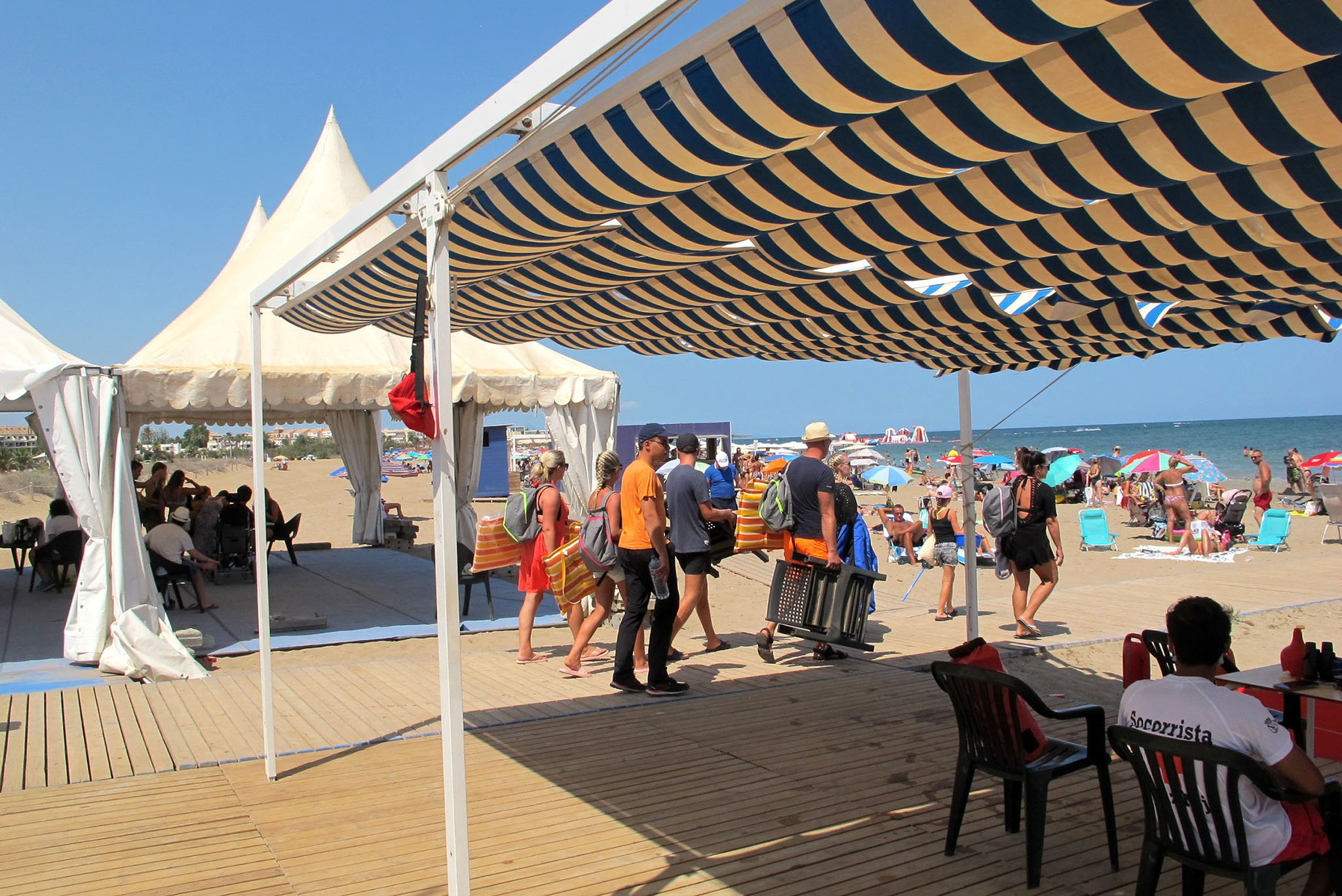 Playa Punta del Raset de Dénia 13